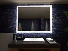 Badezimmerspiegel SETE mit LED Beleuchtung Badspiegel Wandspiegel Bad Spiegel