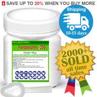 Fendeworm 200® 100g Powder De-wormer Beaphar Bob Martin Clear Ecozole RidaWorm