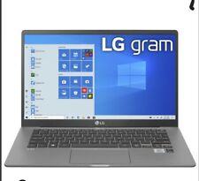 "LG gram 14"" Intel i7-7500u 8GB/512GB SSD Laptop 14Z90N-U.AAS7U1"