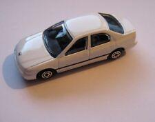 Maisto White Mid 1990's Honda Accord Sedan Die Cast Metal Car, 1:64 Scale, Rare!