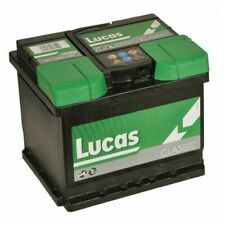 Car Battery TYPE 063 - Lucas LC 063 FITS FIAT FORD ROVER SUZUKI TOYOTA MG SMART