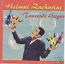 HELMUT ZACHARIAS - Tanzende Geigen - 26 Songs auf CD