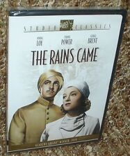 THE RAINS CAME DVD, NEW AND SEALED, WITH MYRNA LOY, TYRONE POWER & GEORGE BRENT