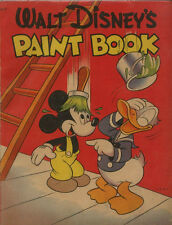 Disney coloring book 2 RARE