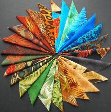 Native Arts Tropical 26 BTHY 100% Cotton Quilt Craft Sew Fabric Kaufman NAH-172