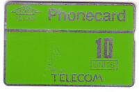 EARLY GREEN 10 UNIT BT PHONECARD