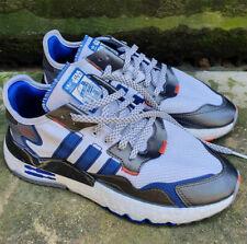 White Adidas Originals Nite Jogger STAR WARS Trainers / Running Shoes UK 11.5