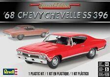 Chevy Chevelle SS 396 1968 1:25 Plastic Model Kit MONOGRAM