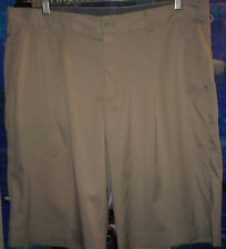 Nike Golf Tour Performance Polyester and Spandex Shorts with Dri-Fit: Size 34