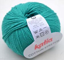 Lanas e hilos Katia color principal verde