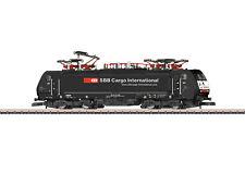Märklin 88195 Voie Z Locomotive Électrique Br 189 Mrce Es 64 F4 SBB Cargo #