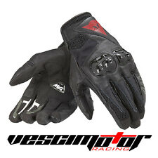 Guanti Dainese Mig C2 Gloves Unisex Black/Black/Black