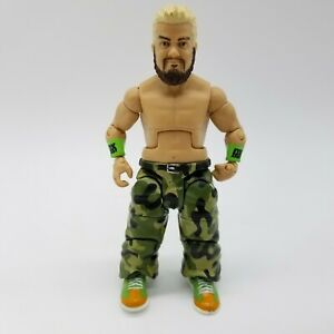 """WWE Elite Series Hornswoggle DX Army Action Figure by Mattel from 2010 5"""" Tall"""