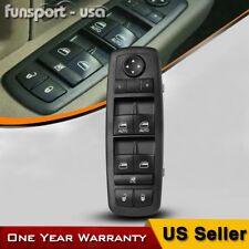 New 4602863AD Power Window Switch Driver Side For Dodge Ram 2009 2010 2011 2012