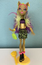 Monster High Clawvenus Clawdeen Fatale Fusion Puppe doll