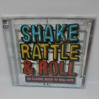Various Artists - Shake Rattle And Roll (50 Classic Rock 'n' Roll Hits, 2005)