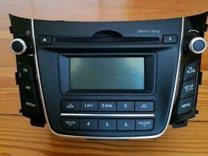 System Audio / Radio/CD/MP3/USB HYUNDAI I30 (GD) OEM ab Bj. 2012