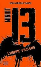 Midnight 13 - 'l' homme-phalène French edition jean-nicholas