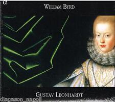 Byrd: Musica Per Clavicembalo / Gustav Leonardt - CD