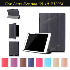 Ultra Thin Leather Stand Case Cover For Asus Zenpad 3S 10 Z500M Tablet 10-inch