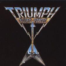 Allied Forces by Triumph (CD, Nov-2004, TML Entertainment Inc.)