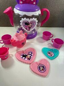 Disney Minnie Mouse teapot set