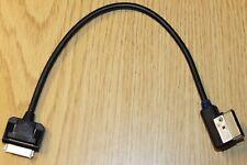 VW Seat Skoda medios en iPod iPhone Cable Adaptador Genuino MDI 5N0035554K Plomo