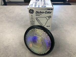 GE 150W 120V Dichro-Color Blue Floodlight