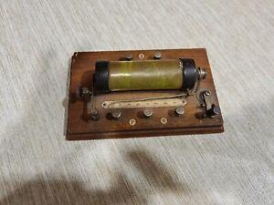Funkeninduktor Hochspannung