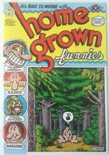 Home Grown Funnies Kitchen Sink Press 1971 1st Print Robert Crumb