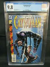 Catwoman #74 (1999) Beautiful Jim Balent Cover Sexy CGC 9.8 White Pages Z821