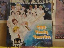 TRINITY BROADCAST NETWORK FAMILY FAVORITES - LP LPS 1001 GOSPEL