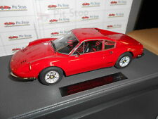 TOP088A by TOP MARQUES FERRARI DINO 246 GT RED 1:18