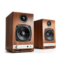 Audioengine HD 3 Premium Multimedia Powered Walnut Speaker Pair