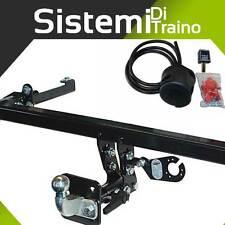 NISSAN NV400 10+ GANCIO TRAINO FISSO INTERCAMB SFERA UNCINO KIT ELETTR. 7 POLI