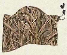 AVERY GREENHEAD GEAR FLEECE NECK GAITER MOSSY OAK SHADOW GRASS BLADES