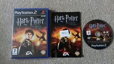 Playstation 2 Game Harry Potter and the goblet of fire