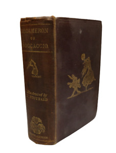 The Decameron Or Ten Days Entertainment Of Boccaccio