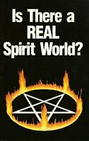 Is There a Real Spirit World? by Unknown Book The Fast Free Shipping