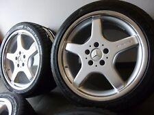 AMG Jantes + Pneus 8 + 9 x 18 mercedes w211 r129 w208 w209 r170 r171 w203 w202
