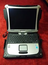 "Panasonic Toughbook CF-19 10.1"" Dual Touch LCD C2D 1.20GHz 4GB RAM 256GB SSD GPS"