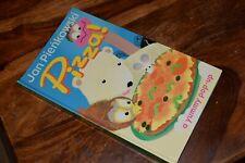 RARE PIZZA POP UP BOOK JAN PIENKOWSKI KIDS WALKER BOOKS