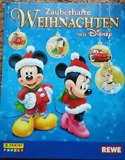 Rewe leeres Sammelalbum Zauberhafte Weihnachten mit Disney