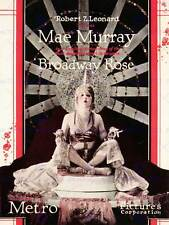 MOVIE FILM BROADWAY ROSE MAE MURRAY SILENT ROMANTIC DRAMA POSTERPRINT ABB6557B