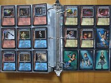 Tomb Raider Ccg-all 50 Rare R Cards 151-200 Lara Croft Trading Gun Big Game