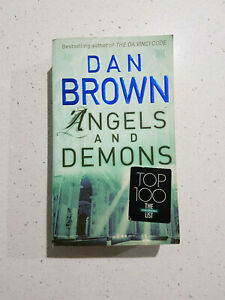 Angels and Demons by Dan Brown (Paperback, 2003)