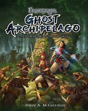 Frostgrave: Ghost Archipelago: Fantasy war-games in the Lost Isles (HC)