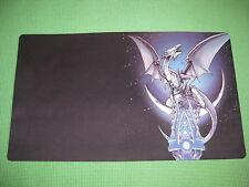 YuGiOh Playmat - Blue-Eyes White Dragon - Brand New Custom Mat