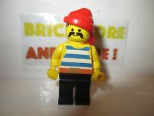 Lego - Minifigures - Pirates - Pirate Blue Stripes pi020