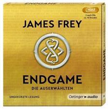 Endgame - Die Auserwählten (2 MP3 CD) von James Frey (2014)